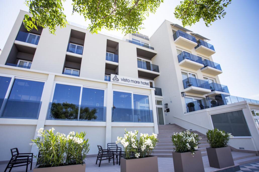 Hotel con Vista Mare a Cesenatico 4 Stelle