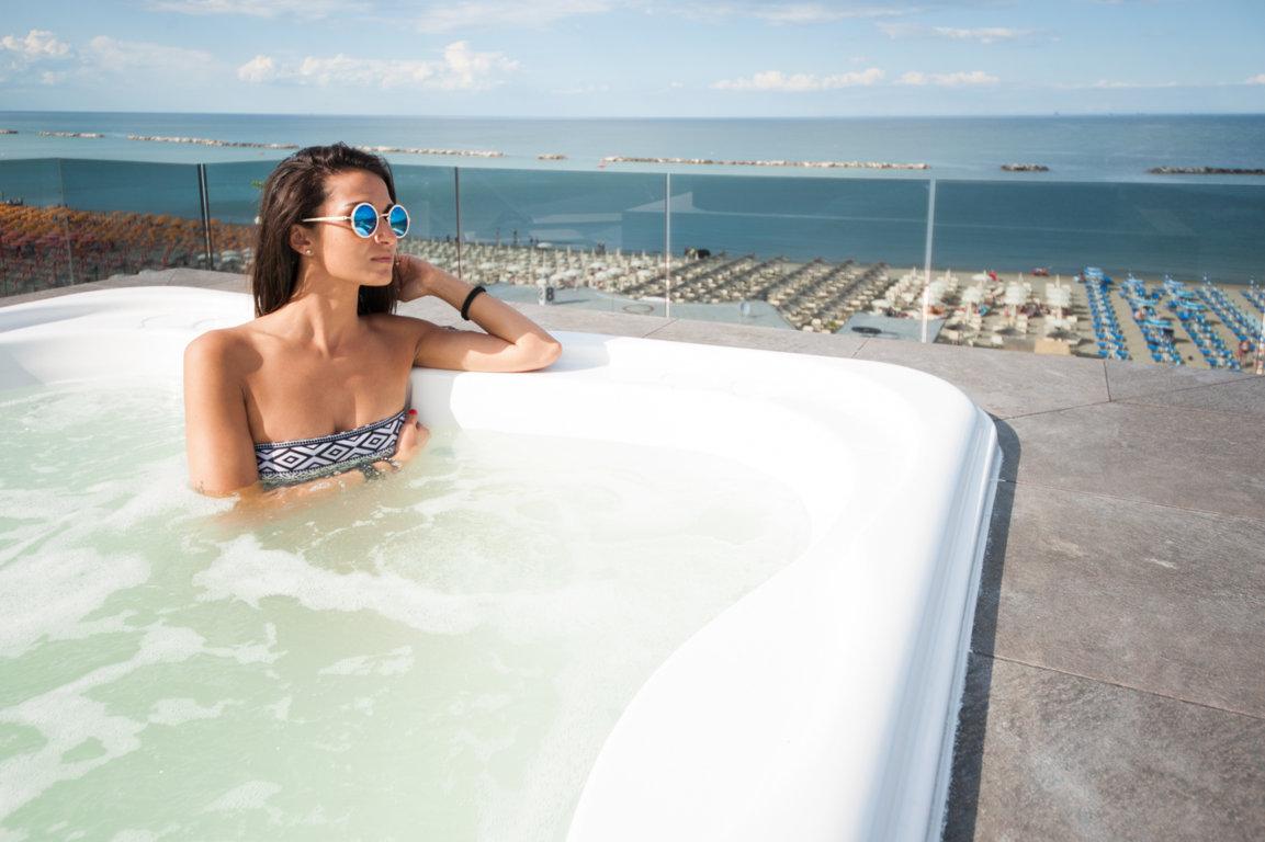 Day benessere brunch hotel vistamare cesenatico